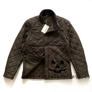 NWT Barbour Deadstock Powell Quilt Jacket